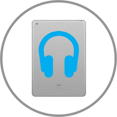 In-store Repair iPad Air Headphone Socket Repair celltechmobilerepairs