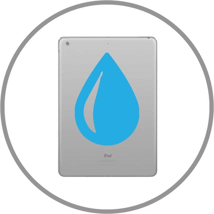 In-store Repair iPad Air Liquid Damage Repair celltechmobilerepairs