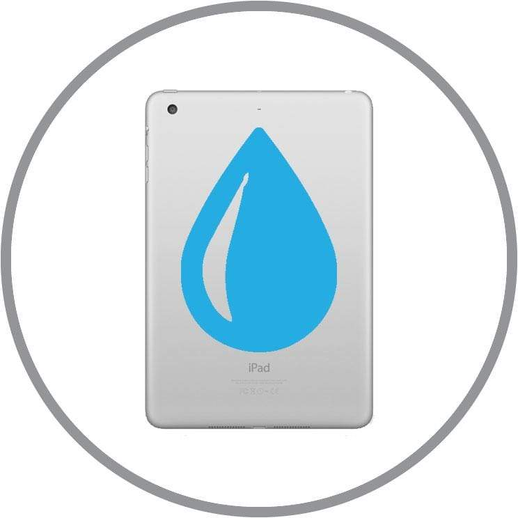 In-store Repair iPad Mini 3 Liquid Damage Repair celltechmobilerepairs