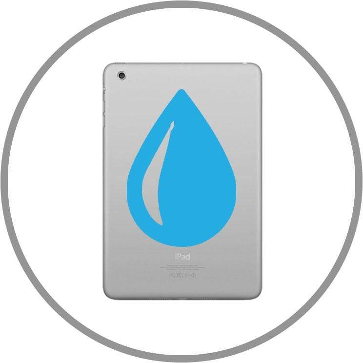 In-store Repair iPad Mini Liquid Damage Repair celltechmobilerepairs
