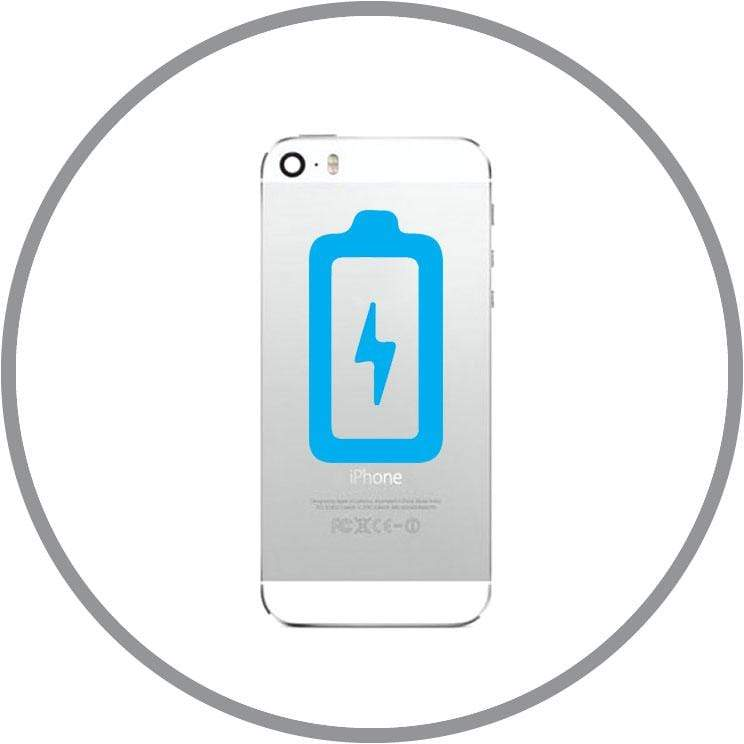 In-store Repair iPhone 5S Battery Replacement celltechmobilerepairs