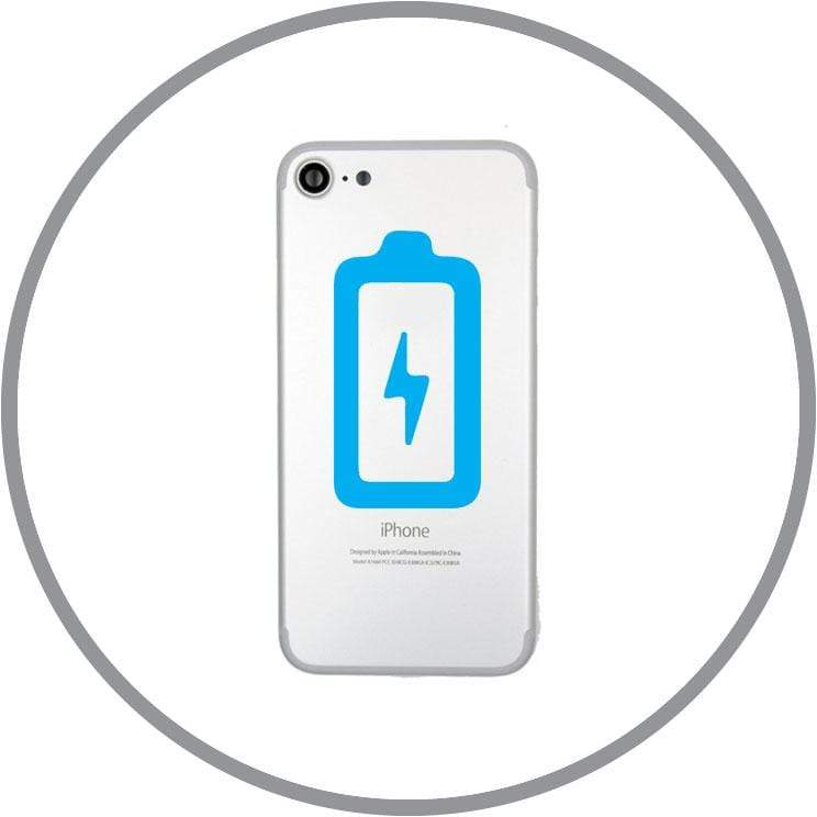In-store Repair iPhone 7 Battery Replacement celltechmobilerepairs