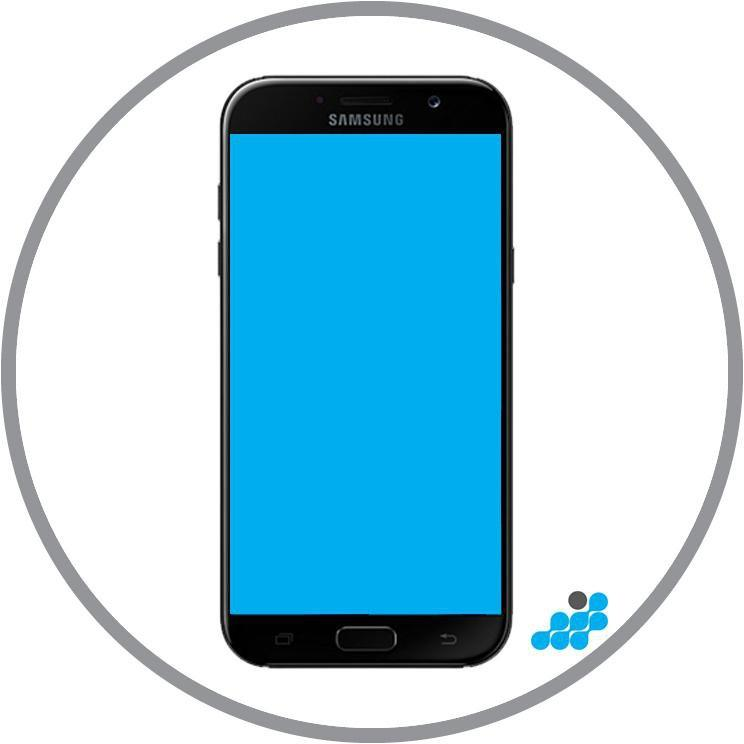 repair Black Sky / In-store Repair Samsung Galaxy A7 (2017) Screen Repair celltechmobilerepairs