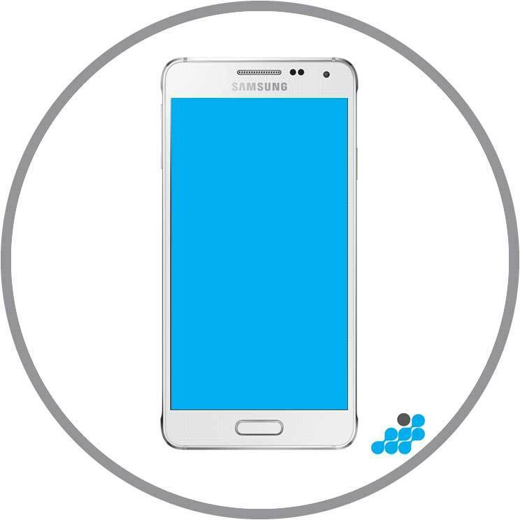 repair Charcoal Black / In-store Repair Samsung Galaxy Alpha Screen Repair celltechmobilerepairs