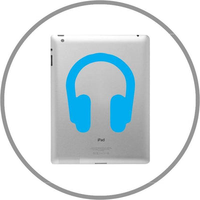 repair In-store Repair iPad 2 Headphone Socket Repair celltechmobilerepairs