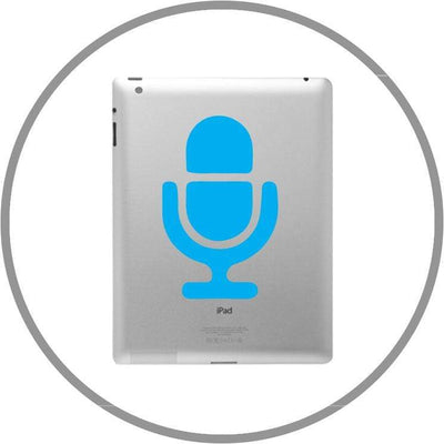 repair In-store Repair iPad 2 Microphone Repair celltechmobilerepairs