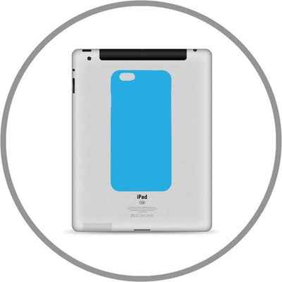 repair In-store Repair iPad 3 Back Casing Replacement celltechmobilerepairs