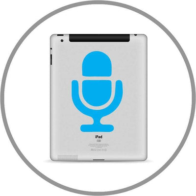 repair In-store Repair iPad 3 Microphone Repair celltechmobilerepairs