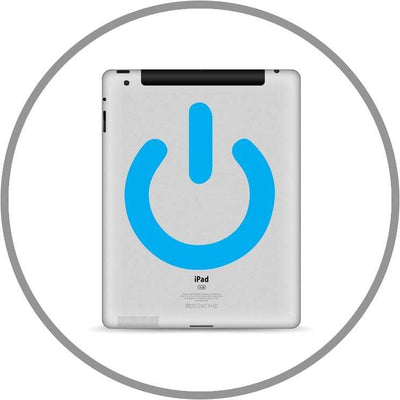repair In-store Repair iPad 3 Power Button Repair celltechmobilerepairs