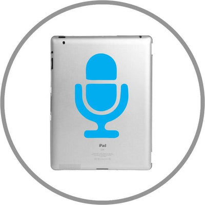 repair In-store Repair iPad 4 Microphone Repair celltechmobilerepairs
