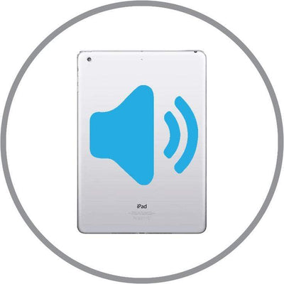 repair In-store Repair iPad Air 2 Loudspeaker Repair celltechmobilerepairs