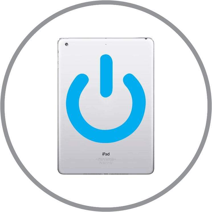 repair In-store Repair iPad Air 2 Power Button Repair celltechmobilerepairs