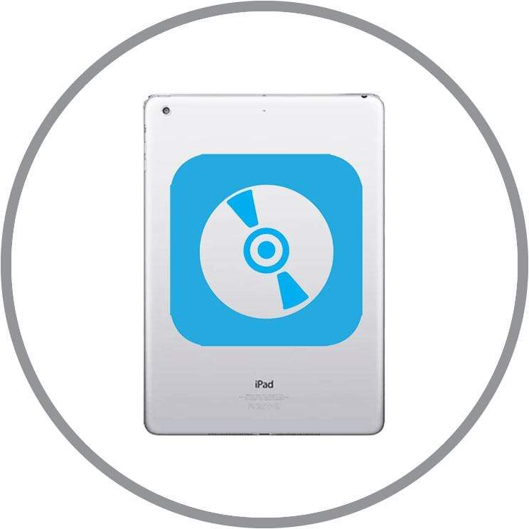 iPad Air 2 Software Repair