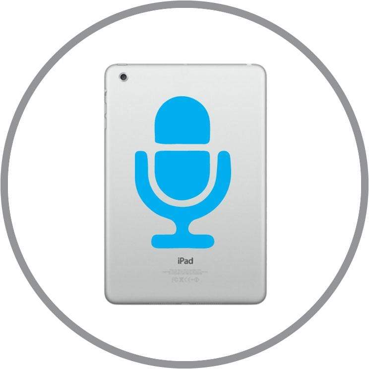 repair In-store Repair iPad Mini 2 Microphone Repair celltechmobilerepairs