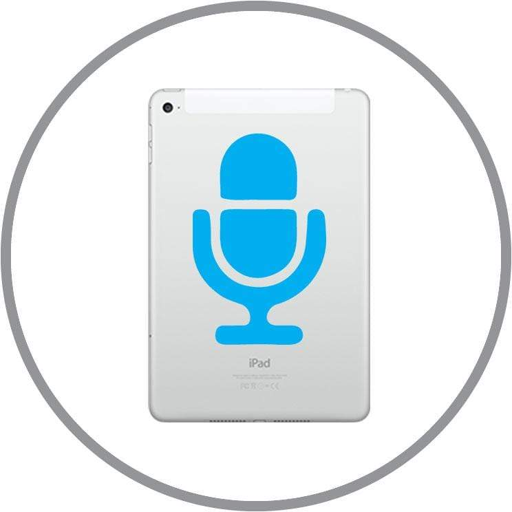repair In-store Repair iPad Mini 4 Microphone Repair celltechmobilerepairs