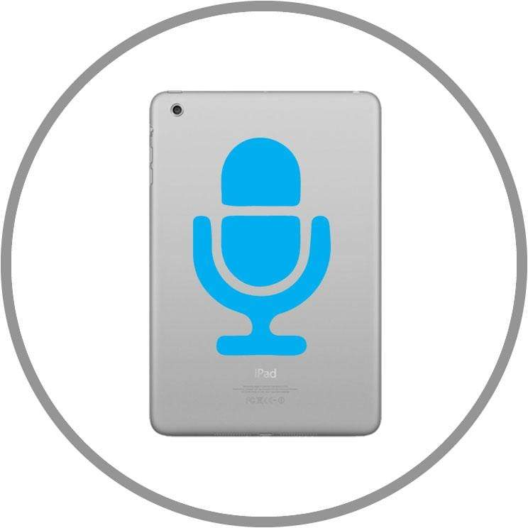 repair In-store Repair iPad Mini Microphone Repair celltechmobilerepairs