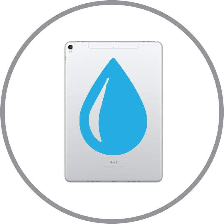 repair In-store Repair iPad Pro 10.5 (2017) Liquid Damage Repair celltechmobilerepairs