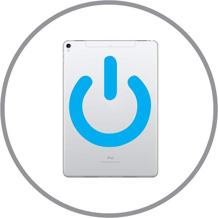 "repair In-store Repair iPad Pro 10.5"" (2017) Power Button Repair celltechmobilerepairs"