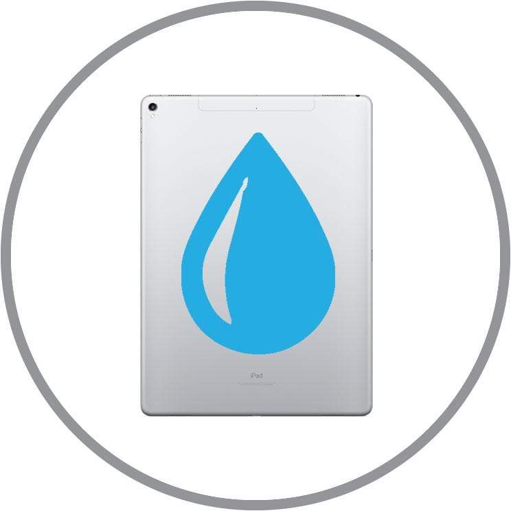 repair In-store Repair iPad Pro 12.9 Liquid Damage Repair celltechmobilerepairs
