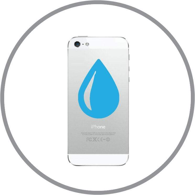 iPhone 5 Water/ Liquid Damage Repair