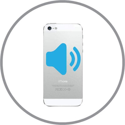 repair In-store Repair iPhone 5 Loudspeaker Repair celltechmobilerepairs