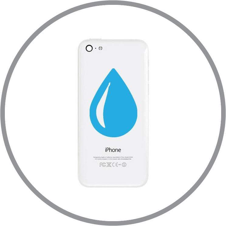 repair In-store Repair iPhone 5C Liquid Damage Repair celltechmobilerepairs