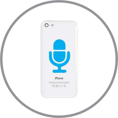repair In-store Repair iPhone 5C Microphone Repair celltechmobilerepairs