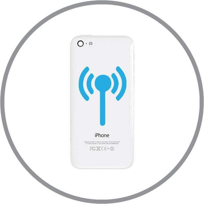 repair In-store Repair iPhone 5C Reception Repair celltechmobilerepairs