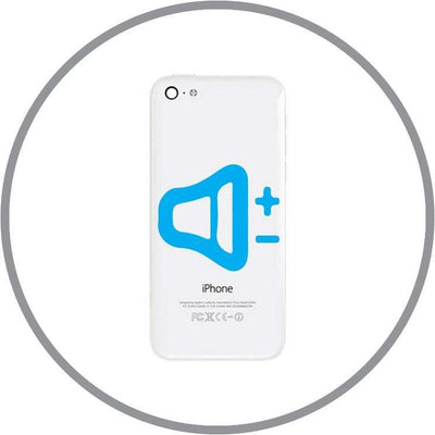 repair In-store Repair iPhone 5C Volume Buttons + Mute Repair celltechmobilerepairs