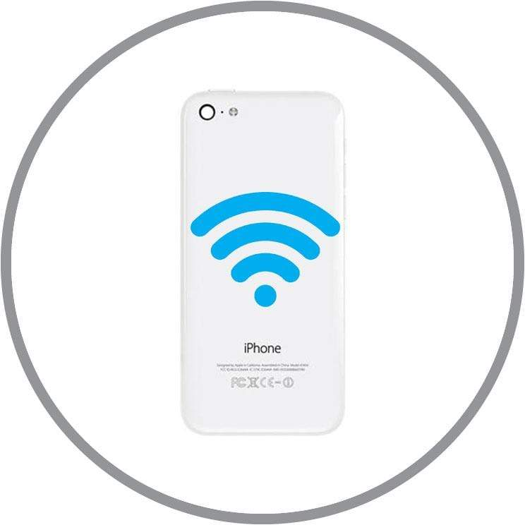 repair In-store Repair iPhone 5C Wifi Repair celltechmobilerepairs