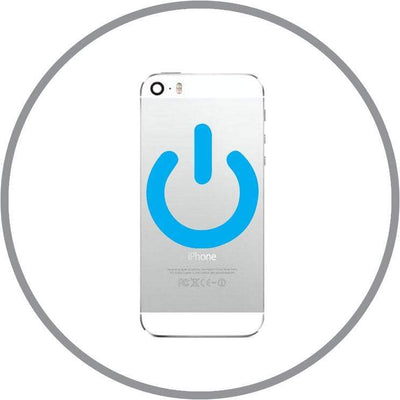 repair In-store Repair iPhone 5S Power Button Repair celltechmobilerepairs