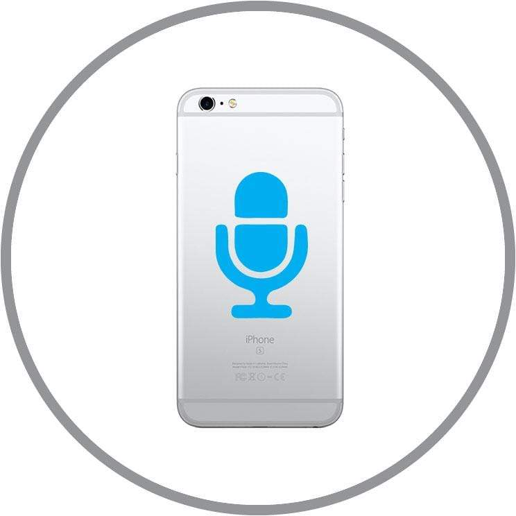 iPhone 6 Plus Microphone Repair