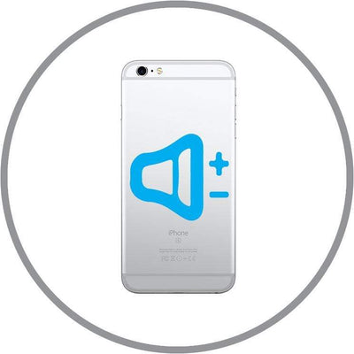 repair In-store Repair iPhone 6 Plus Volume Buttons + Mute Repair celltechmobilerepairs
