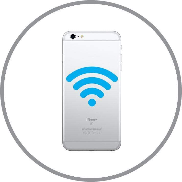 repair In-store Repair iPhone 6 Plus Wifi Repair celltechmobilerepairs