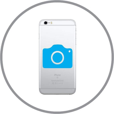 repair In-store Repair iPhone 6 Rear Camera Repair celltechmobilerepairs
