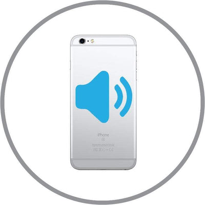 repair In-store Repair iPhone 6S Loudspeaker Repair celltechmobilerepairs