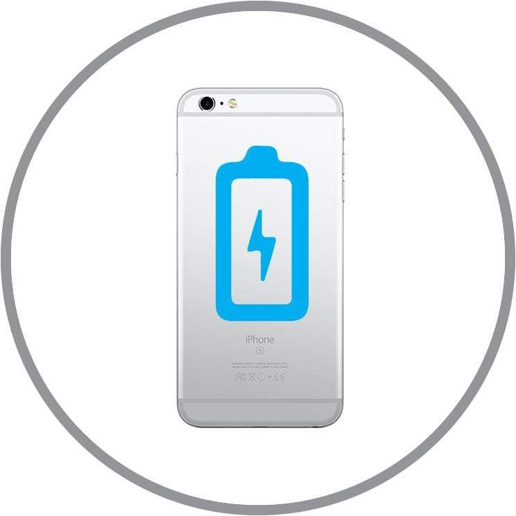 repair In-store Repair iPhone 6S Plus Battery Replacement celltechmobilerepairs