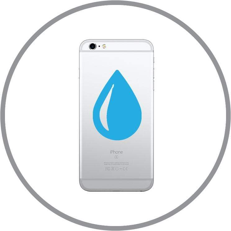 repair In-store Repair iPhone 6S Plus Liquid Damage Repair celltechmobilerepairs