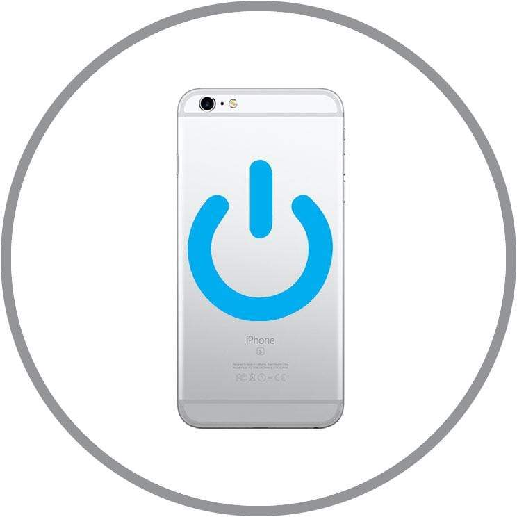 repair In-store Repair iPhone 6S Plus Power Button Repair celltechmobilerepairs