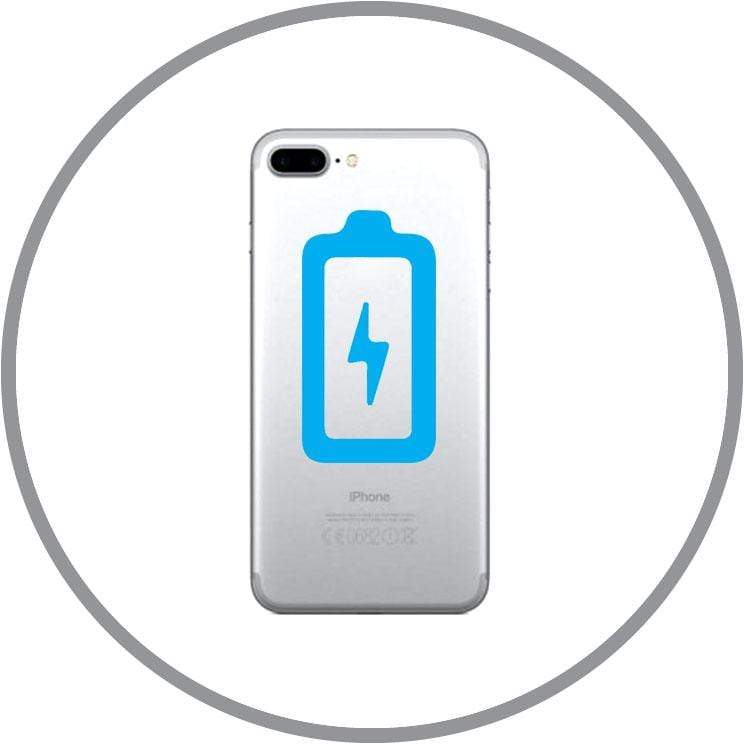 repair In-store Repair iPhone 7 Plus Battery Replacement celltechmobilerepairs
