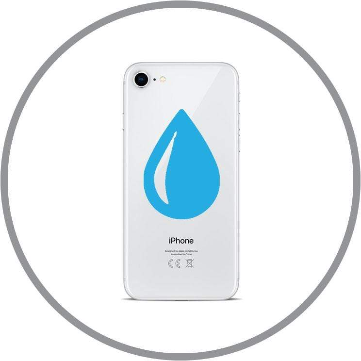 repair In-store Repair iPhone 8 Liquid Damage Repair celltechmobilerepairs