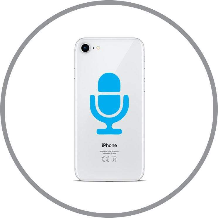 repair In-store Repair iPhone 8 Microphone Repair celltechmobilerepairs