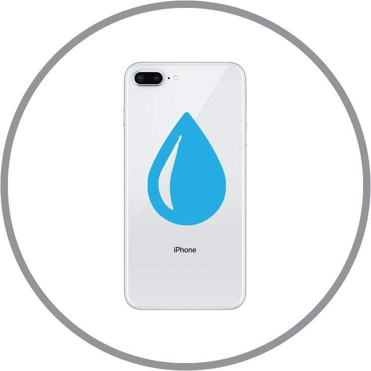 repair In-store Repair iPhone 8 Plus Liquid Damage Repair celltechmobilerepairs