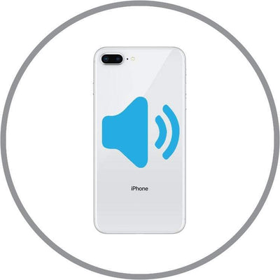 repair In-store Repair iPhone 8 Plus Loudspeaker Repair celltechmobilerepairs