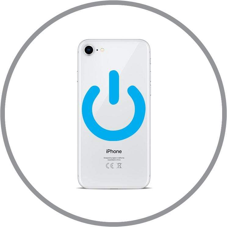 repair In-store Repair iPhone 8 Power Button Repair celltechmobilerepairs