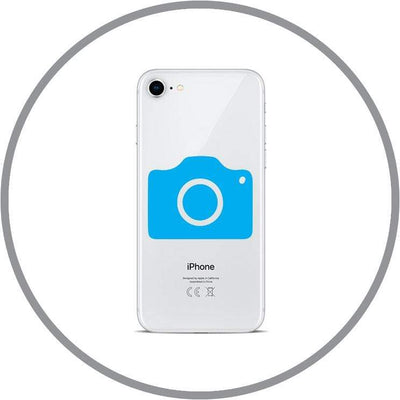 repair In-store Repair iPhone 8 Rear Camera Repair celltechmobilerepairs