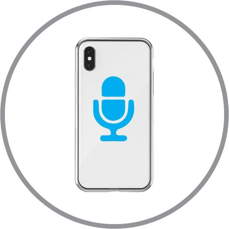 repair In-store Repair iPhone X Microphone Repair celltechmobilerepairs