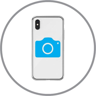 repair In-store Repair iPhone X Rear Camera Repair celltechmobilerepairs