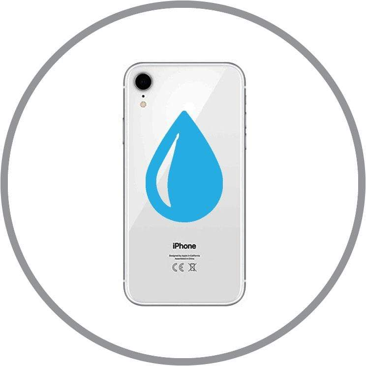 repair In-store Repair iPhone XR Liquid Damage Repair celltechmobilerepairs