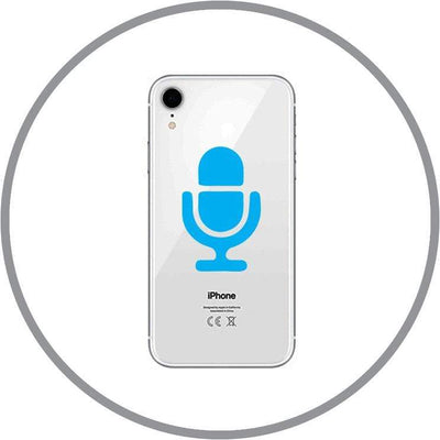 repair In-store Repair iPhone XR Microphone Repair celltechmobilerepairs